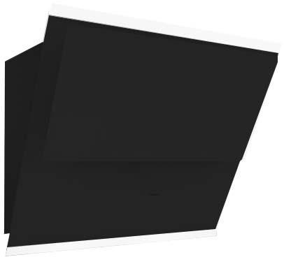 Falmec Verso 85 schwarz