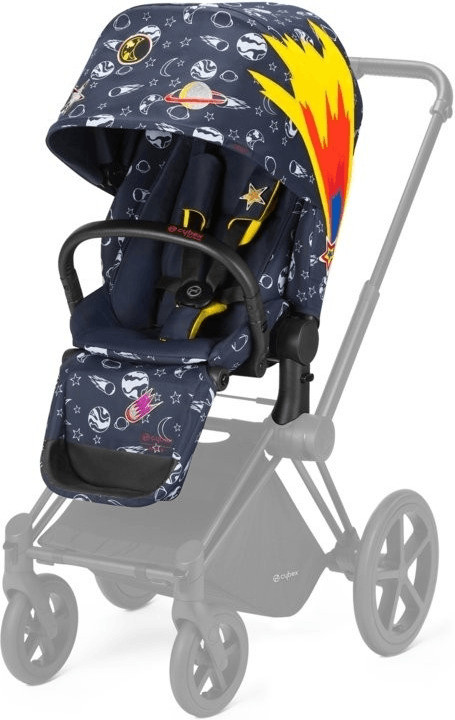 Cybex Priam Lux Sitz - Anna K Space Rocket