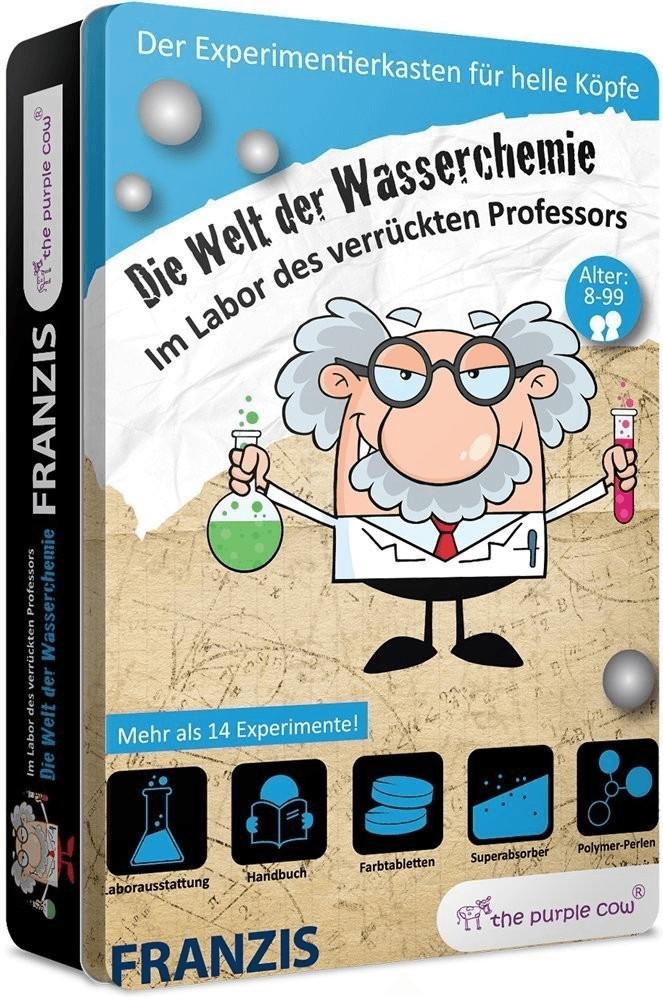 Franzis Die Welt der Wasserchemie