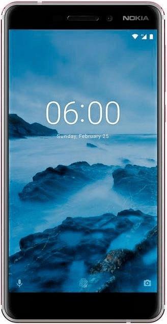 Nokia 6 (2018) 32GB weiß