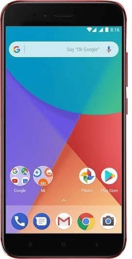 Image of Xiaomi Mi A1 32GB rosso