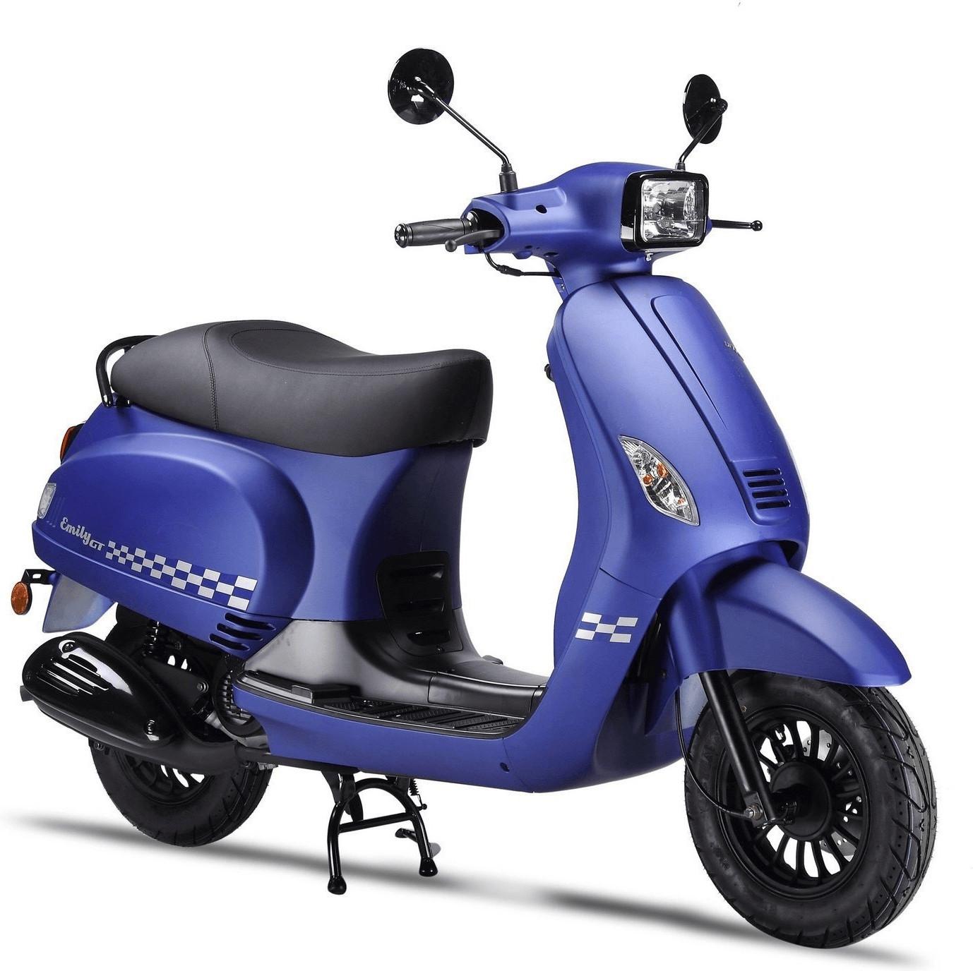 LuXXon Emily GT 25 km/h blau