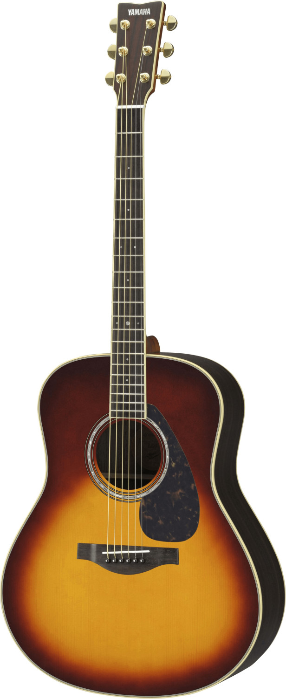 Yamaha LL 6 ARE (Brown Sunburst)