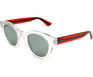Gucci GG0002S 001 Sonnenbrille A1NK2