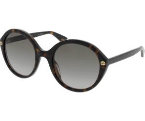 Gucci GG0023S-002 55-22 WhTuG