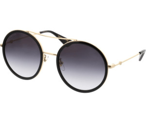 cd4051f186 Buy Gucci GG0061S 001 (black/grey) from £179.00 – Best Deals on ...