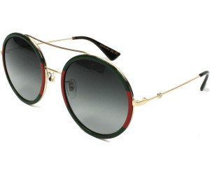 f912c327f9 Buy Gucci GG0061S 003 (black-red green) from £228.54 – Compare ...