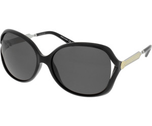 6b3f07e74a4 Buy Gucci GG0076S 001 (black grey) from £159.00 – Best Deals on ...