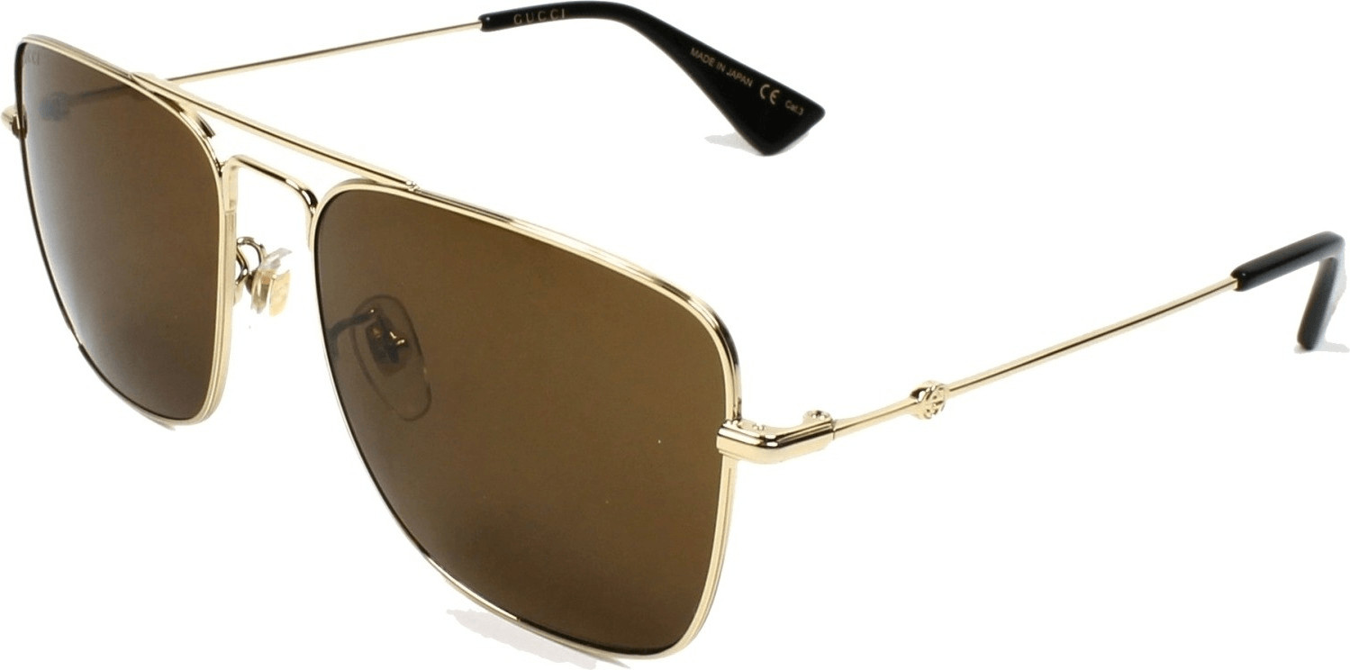 Gucci GG0108S 001 (gold/gold)