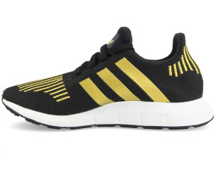 2018 sneakers aliexpress outlet for sale Adidas Swift Run W black/gold metallic/white ab 62,90 ...