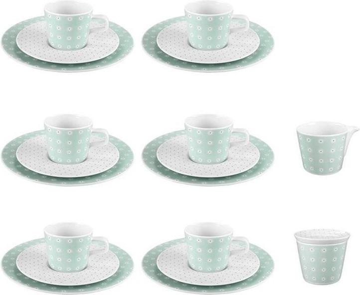 Seltmann Weiden No Limits Kaffeeservice 20 tlg....
