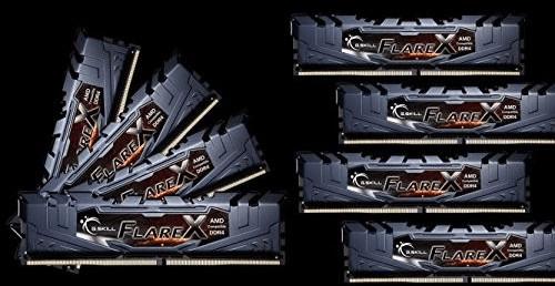 G.SKill Flare X 64GB Kit DDR4-2933 CL14 (F4-293...
