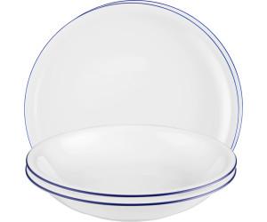 seltmann weiden compact tafelservice 12 tlg blaurand ab 83 65 preisvergleich bei. Black Bedroom Furniture Sets. Home Design Ideas
