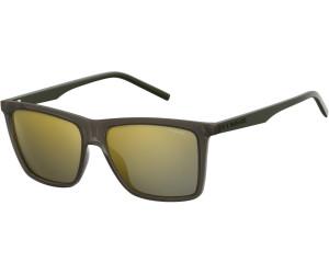 Polaroid Herren Sonnenbrille » PLD 2050/S«, braun, 086/UC - braun/grün
