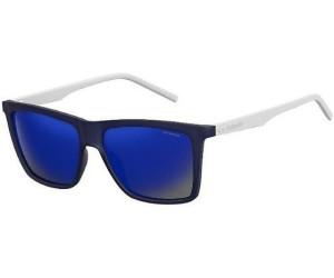 Polaroid Herren Sonnenbrille » PLD 2050/S«, schwarz, 807/M9 - schwarz/grau
