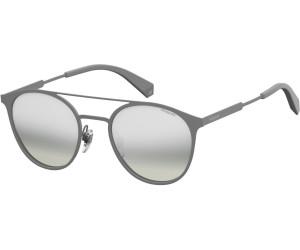 Polaroid Sonnenbrille » PLD 2052/S«, schwarz, 807/M9 - schwarz/grau