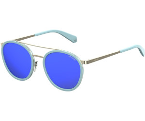 Polaroid Sonnenbrille » PLD 6032/S«, grün, 1ED/5X - grün/blau