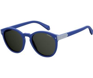 Polaroid Damen Sonnenbrille » PLD 6034/S«, braun, N9P/M9 - braun/grau