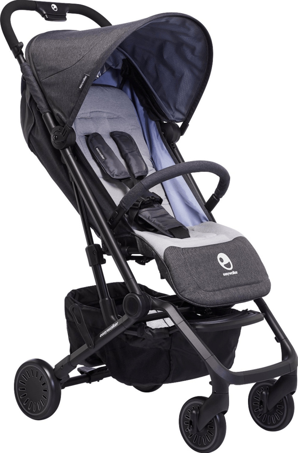 EasyWalker Buggy XS Berlin Breakfast 2018