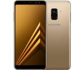 Samsung Galaxy A8 2018 Duos 4GB 32GB Gold