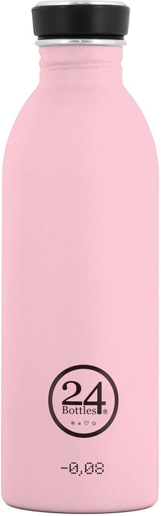 24Bottles Urban Bottle 0,5L candy pink