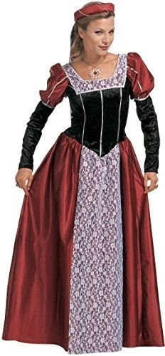 Widmann Mylady Mary Ann Burgfräulein Kostüm M