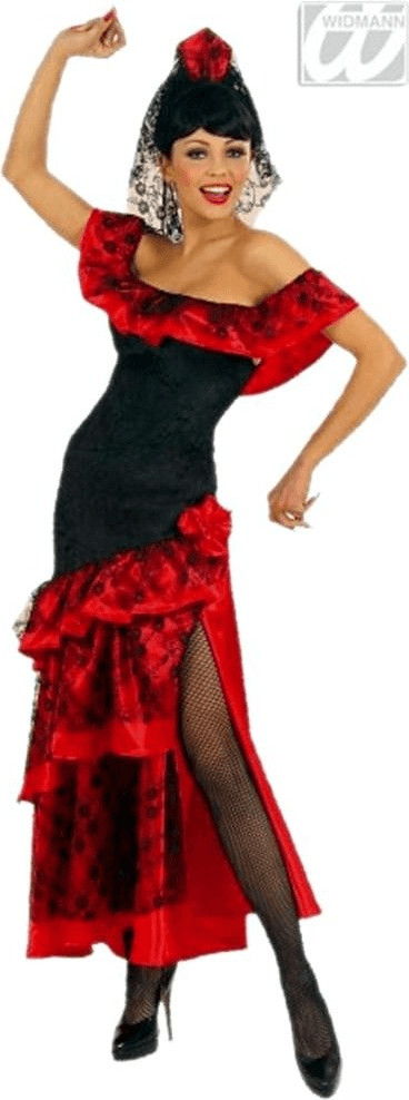 Mehron Samba Karnevalskostüm
