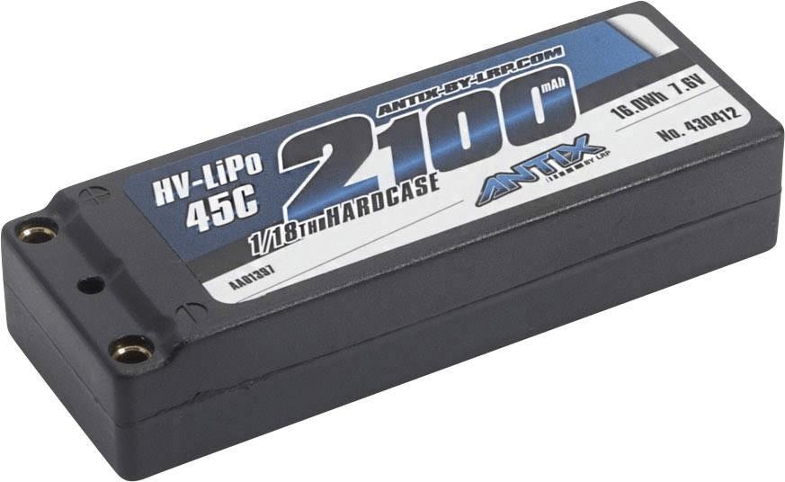 LRP ANTIX 2100 1/18th Graphene 7,6V LiHV 45C Li...