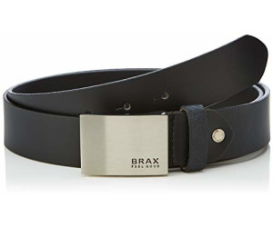 BRAX Herrengürtel schwarz