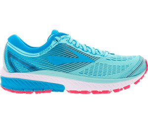 Brooks Ghost 10 W Mint Blue Pink
