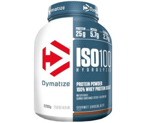 Dymatize Iso100 Hydrolyzed 100 Whey Protein Isolate