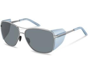 PORSCHE Design Porsche Design Damen Sonnenbrille » P8600«, braun, D - braun/ blau
