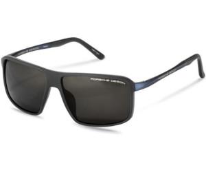 PORSCHE Design Porsche Design Herren Sonnenbrille » P8650«, grau, D - grau/grau