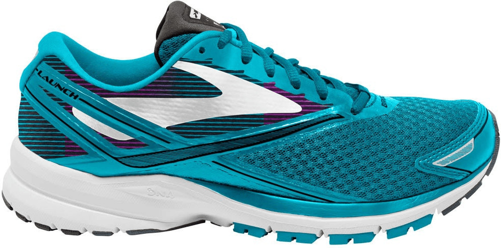 Brooks Launch 4 Women teal victory/white/black