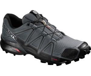 Magasin Vente En Ligne Vente Pas Cher Très Salomon SPEEDCROSS 4 TRAIL - Chaussures de running - dark cloud/black/pearl grey WFiR3qinly