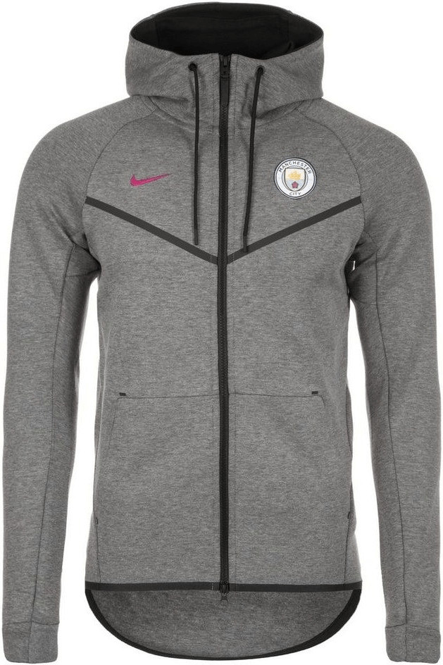 Nike Manchester City Tech Fleece Windrunner Jac...