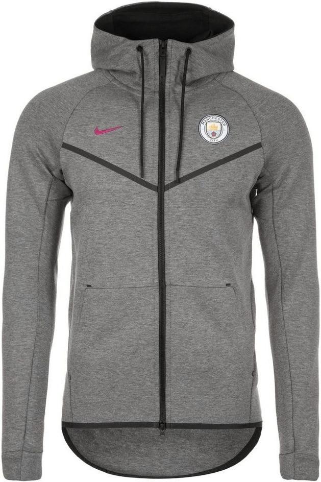 Nike Manchester City Tech Fleece Windrunner Jacke