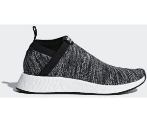 adidas ua & sons nmd cs2 primeknit nucleo nero / nucleo nero / bianco ftwr ab