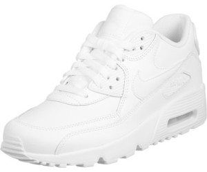 Nike Air Max 90 Leather GS whitewhite a € 49,90 (oggi