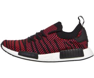 Adidas NMD_R1 STLT Primeknit redcore blackredblue ab 89