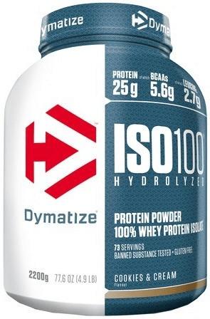 Dymatize Iso100 Hydrolyzed 100% Whey Protein Is...