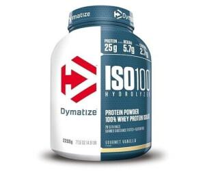 Dymatize Iso100 Hydrolyzed 100 Whey Protein Isolate 2200g Birthday Cake