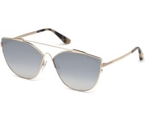 Tom Ford Damen Sonnenbrille » FT0563«, goldfarben, 28C - gold