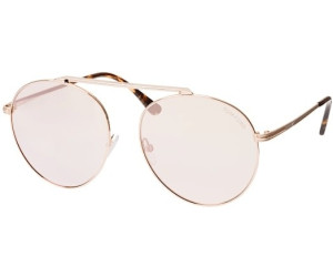 Tom Ford Damen Sonnenbrille » FT0571«, goldfarben, 28Z - gold