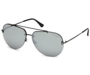Tom Ford Sonnenbrille » FT0584«, grau, 08E - grau/braun