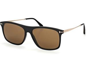 Tom Ford Herren Sonnenbrille » FT0588«, grau, 20A - grau/grau
