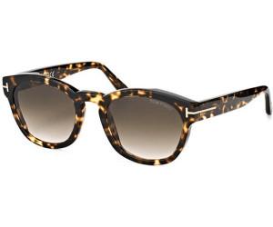 Tom Ford Herren Sonnenbrille » FT0590«, schwarz, 01D - schwarz/grau