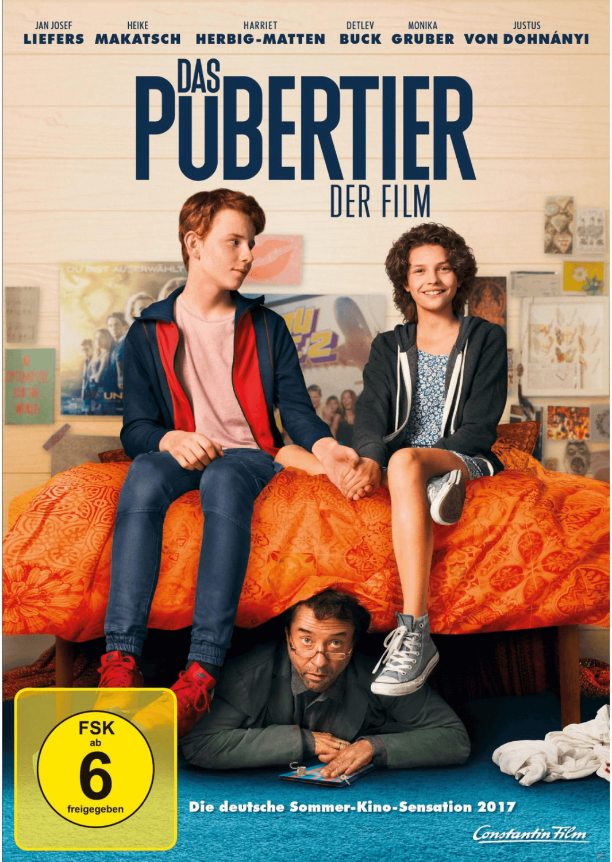 Das Pubertier - Der Film [DVD]