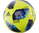 Details zu ADIDAS TORFABRIK BUNDESLIGA FUSSBALL DFL 2017 2018 GLIDER BALL WEISS TELSTAR NEU