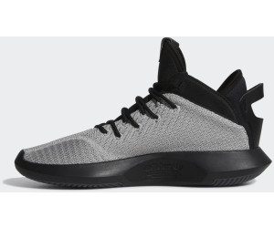 finest selection 260dd 85635 Adidas Crazy 1 ADV Primeknit silver metalliccore blackcore black